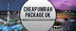 Umrah Package Uk
