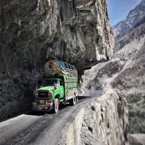 10 On the way back to Gilgit