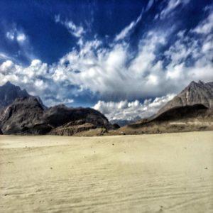 Cold Desert Shigar
