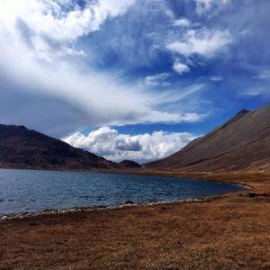 Sheosar Lake, Deosai