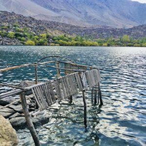 Upper Kachure Lake