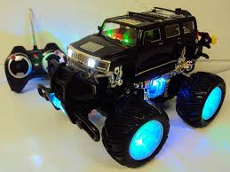 Remote Control Cars and Trucks
