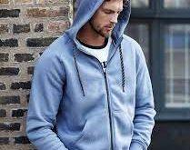 hooded sweatshirt fashion